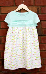 Simple Toddler Dress Pattern Awesome Decoration