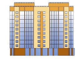 Диплом по ПГС этажный монолитный жилой дом в г Воронеж 12 этажный монолитный жилой дом в г Воронеж
