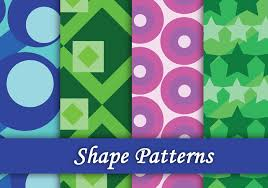 Shape Patterns Magnificent Shape Pattern Pack Free Photoshop Brushes At Brusheezy