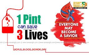 blood donation importance essay