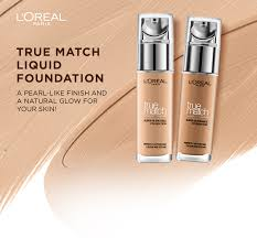a foundation that perfectly matches the colour and texture of your skin super blendable
