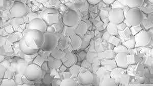 3d HD Wallpapers White - Wallpaper Cave