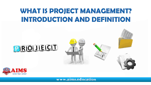 what is project management project management definition and project management definition and fundamentals aims lecture