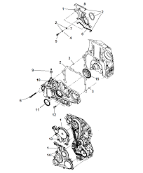 2008 Chrysler Town And Country Engine Diagram