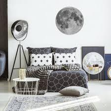 moon wall decal sricker bedroom moon