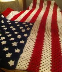 American Flag Crochet Pattern Interesting Old Glory American Flag Afghan Crafts Afghan Patterns