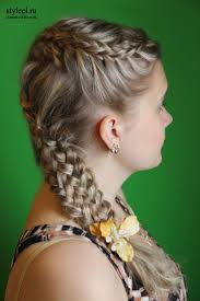 Plaiting Hair Style best 25 braids hairstyles pictures ideas braided 2109 by wearticles.com