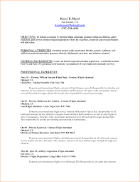 Flight Attendant Resume Sample Flight attendant resume sample with no experience elemental photo cv 32