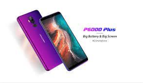 Điện thoại Ulefone P6000 Plus (Ram 3Gb/Rom 32Gb , pin 6350mAh) hàng chính  hãng