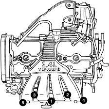 repair guides engine mechanical components upper intake pt cruiser exhaust pipe diameter at Pt Cruiser Exhaust Diagram