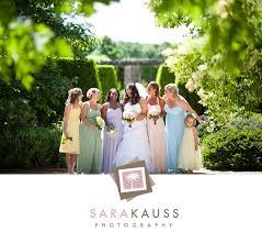 milwaukee wisconsin wedding 9 bridesmaids boerner botanical garden