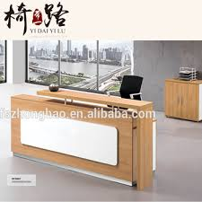 Office Furniture Office Counter Design Modern Reception Desk