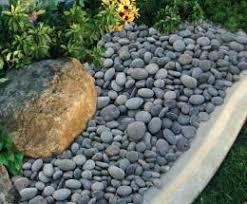 Decorative Garden Rock - River Pebbles