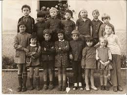 Photo de classe écoles des petits de 1972, Ecole Intercommunale ...
