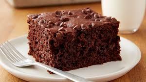 Easy Chocolate Banana Snack Cake