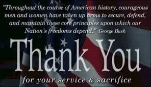 Thanks For Your Service Thank You For Your Service And Sacrifice Veterans Day