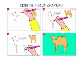 Apprendre Dessiner Un Chameau En 3 Tapes