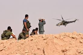 Image result for آمریکا با ۲ عملیات هلیبرن داعش را از دیرالزور فراری داد