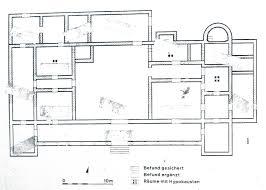 roman villa floor plan fresh modern post