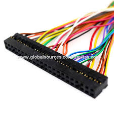 taiwan 7 pin connector electrical socket wire harness custom lvds taiwan 7 pin connector electrical socket wire harness custom lvds cable