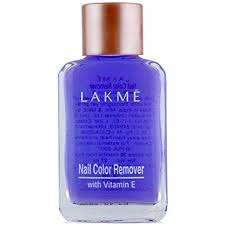 lakme nail color remover 27ml pack of 3 at low s in india amazon in