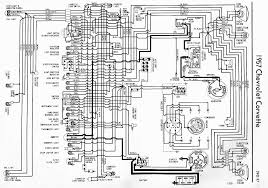 corvette wiring diagram wiring diagrams