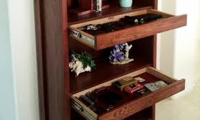 Top Secret Furniture partments for Hidden Firearms & Jewelry