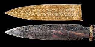 "king tut was buried a dagger of ""extraterrestrial origin  king tut was buried a dagger of ""extraterrestrial origin"" the daily grail"