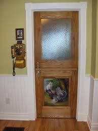 Dutch Door Baby Gate Interior Dutch Door Dd240 Glass Panel Model With Custom Glass