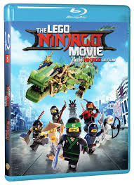 Amazon.com: The Lego Ninjago Movie [Blu-ray + DVD + Digital HD]: Movies & TV