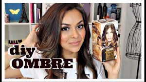 diy ombre hair using l oreal ombre touch kit review trinaduhra