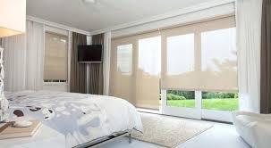 window treatments for sliding glass doors the shade door curtain rod size