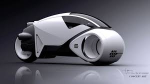 tron light cycles e to life and