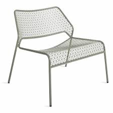 hot mesh lounge chair metal lounge