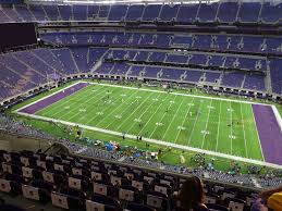 Us Bank Stadium View From Section 310 Vivid Seats