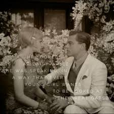 The Great Gatsby Love Quotes Simple I Love Her And That's The Beginning And End Of Everything F Scott