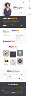 Sciome Creative Resume Portfolio Html5 Template