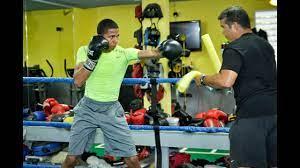 Felix Verdejo Training in Puerto Rico ...
