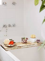 nicole s mantel turned bathtub shelf