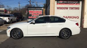 35 window tint white car. Exellent Car All Done With 35 Window Tint White Car E
