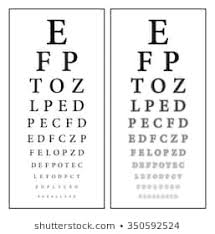 Lying Eye Chart Eye Chart Photos 28 305 Stock Image Results Shutterstock