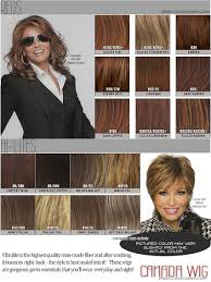 Raquel Welch Wigs Color Chart Sbiroregon Org