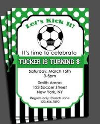 Soccer Party Invitations Printable Birthday Invitations Soccer Theme Download Them Or Print
