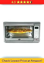 slice extra large digital oven countertop hamilton beach capacity