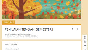 Demikian pembahasan mengenai pelatihan soal bahasa indonesia kelas 10 sma/ma. Bank Soal Bahasa Lampung Lengkap