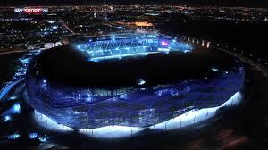 Endrunde in katar ist die erste weltmeisterschaft, die nicht im mai, juni oder juli ausgetragen wird; Fifa Gastgeber Katar Eroffnet Wm 2022 In Al Khor Fussball News Sky Sport