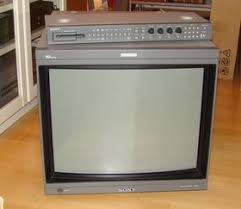 sony wega crt tv. image courtesy fudoh/hazard-city.de. \ sony wega crt tv