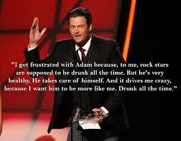 Funny Blake Shelton Quotes