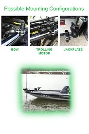 mounting configurations faq what comes with the bottom buster shallow water anchor