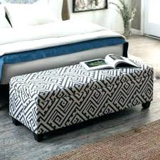 upholstered ottoman bench padded with storage best rug on tufted big lots benc